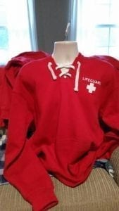 Sport Laced Hockey Lifeguard Sweatshirt