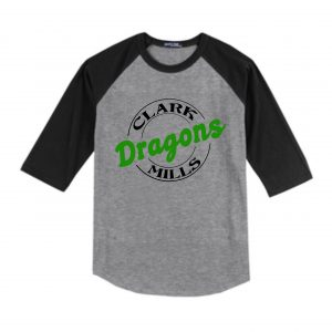 Clark Mills Raglan Shirt