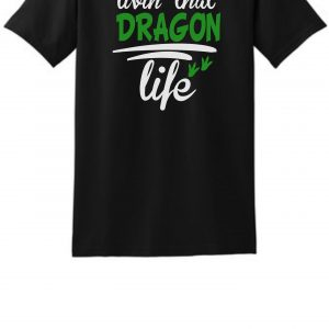 Clark Mills Livin' that Dragon Life Crew Neck