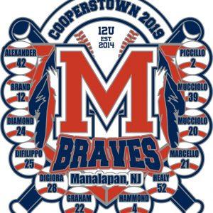 Manalapan Braves U12 Cooperstown