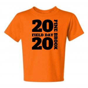 Pine Brook Field Day Shirts
