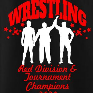 MEMS Wrestling Champion Shirt