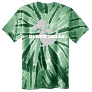 Clark Mills Tie-Dye Shirt