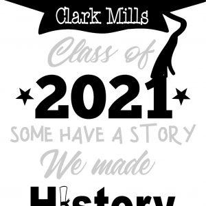 Clark Mills 5th Grade Shirt