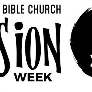 sayre woods bible church passion week shirts