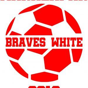 Manalapan Soccer White team